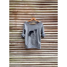 All Day Everyday Border Collie Shirt Dog Sweater Dog Sweatshirt Gym... ($38) ❤ liked on Polyvore featuring tops, hoodies, sweatshirts, grey, women's clothing, loose sweatshirt, loose shirt, loose fitting shirts, print shirts and patterned shirts