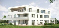 Bild 2: Wohnen am Stadtfeld Planer, Modern, Mansions, House Styles, Design, Home Decor, Exclusive Real Estate, Condominium, Villas