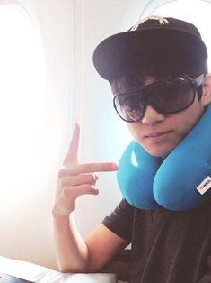 BTS Tweet - Jungkook (selca)130206