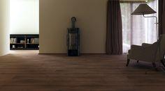 Deska podłogowa Dąb Olej Brązowy. Realizacja BKD Home.