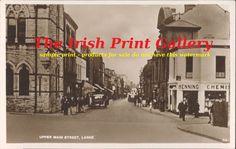 Upper Main Street, Larne, Co Antrim