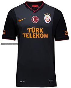 Galatasaray SK 2013/14 Nike Away Kit