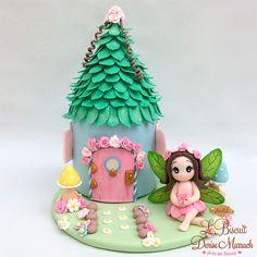 Casa de Fadas Biscuit | Casa da Alice