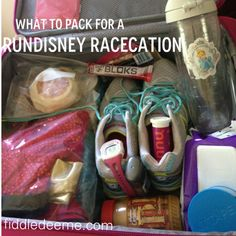 Disneyland Half Marathon Weekend and the Dumbo Double Dare are right around the corner. I'm so excited that I'm already starting to pack! Here are some of my must-have items and packing tips for your runDisney racecation!