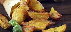 Originele gerechten met aardappelen