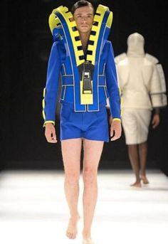 Funny: Crazy fashion ideas (9) - And you don't need to tell him to zip it...