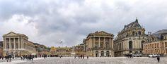 Le poids de l\'histoire - Château de Versailles 1 - Le château de Versailles est un château et un monument historique français qui se situe à Versailles dans les Yvelines en France. Il fut la résidence des rois de France Louis XIV Louis XV et Louis XVI. Le roi et la cour y résidèrent de façon permanente du 6 mai 1682 au 6 octobre 1789 à l\'exception des années de la Régence de 1715 à 1723. ift.tt/2man12j