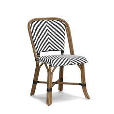 Parisian Bistro Woven Side Chair | Williams-Sonoma