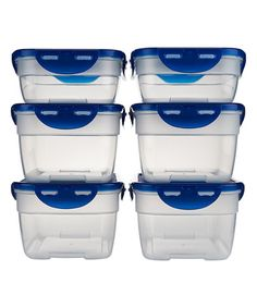 Lock Lock 9 Piece Variety Storage Set Food storage Favorite