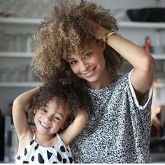 ***Try Hair Trigger Growth Elixir*** ========================= {Grow Lust Worthy Hair FASTER Naturally with Hair Trigger} ========================= Go To: www.HairTriggerr.com =========================       Super Cute and Natural Like Mommy Like Daughter!!!