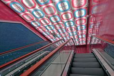 University of Naples Metro Station by Karim Rashid - Dezeen