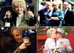 (PHOTO: BBC Pictures)  'EastEnders': The Mitchell Family Through The Years