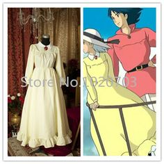 image result for sophie howls moving castle | cosplay ideas