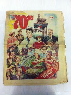 Vintage : Sunday Mercury 1970 s Special Published 2.12.1979  Birmingham history!