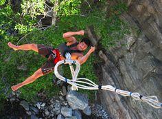 Deportes extremos en el aire: Bungee Jumping