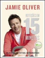 Refeições em 15 Minutos - Jamie Oliver
