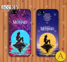 Disney Little Mermaid Phone cases iPhone 5 case iPhone by aceDIY, $7.99