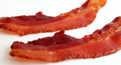 Bacon Commandments  Mmmmm…. Bacon… You know we love us some bacon.  If you consider yourself a true bacon aficionado, here are ten bacon commandments to live by.