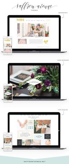 Saffron Avenue Wordpress Themes : Saffron Avenue