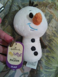 #ittybittys #hallmark complimentary for product testing and reviewing purposes from #influenster