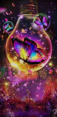 Butterfly Epiphany  wallpaper by Blitzd420 - b8 - Free on ZEDGE™