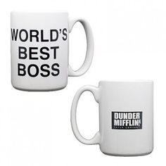 The Office Mug | 24 TV Show Coffee Mugs That Are Perfect For Both Your Coffee And TV Addiction
