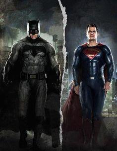 """""""batman v superman: el amanecer de la justicia"""": portada exclusiva desde la ultima edición de la empire magazine - Paperblog"""