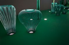 #MilanoDesignweek2015 #isalone #flos #green