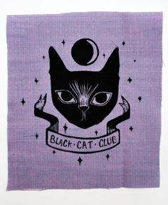 Black Cat Club Patch                                                                                                                                                                                 More