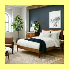 Framed Arrows Indoor / Outdoor Carpet West elm Source by aprylosullivan Couple Bedroom, Small Room Bedroom, Bedroom Decor, Bedroom Ideas, Small Rooms, Bedroom Furniture, Ikea Bedroom, Wall Decor, Bed Room