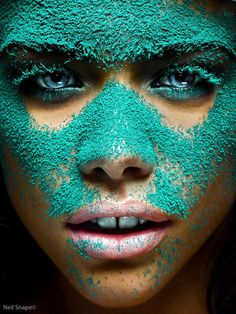 Photography - Neil Snape: Amazing Idea great color that goes with the eyes