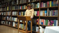Beginning with N - a Novelist I saw at a reading in Coral Gables (Craig Johnson).