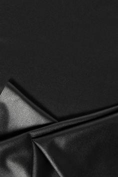 Renew Glossy #colors #fashion #moda #color #black #fabric #fabrics #textile #textiles #inspiration #elegance