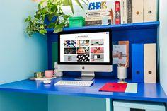 Masquespacio office interior & branding » Retail Design Blog