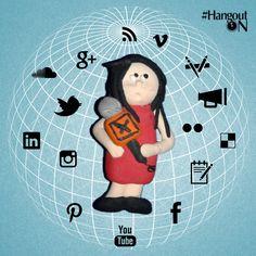 ON es una gran comunicadora y quiso aprender todo sobre la evolución de las agencias de comunicación y #socialmedia en HangoutON: https://www.youtube.com/watch?v=0l1ZL1Wzsi0