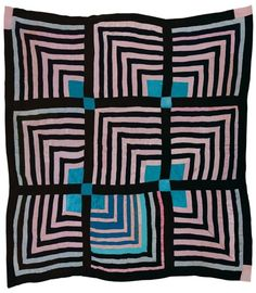 Gee's Bend Quilts at Philadelphia Museum of Art