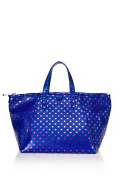 The Metallic Dot Small Sheila Tote by Marc Jacobs