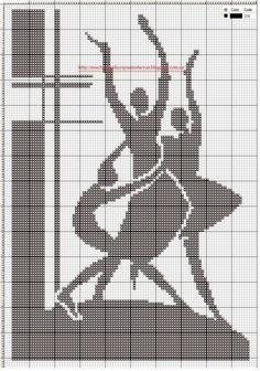 bailarinas-monocromo-1.jpg (823×1175)