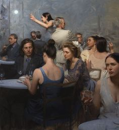 Nick Alm, the new Rembrandt of the century transcending cultural codes and trends Stockholm, Sweden – Klassik Magazine Figure Painting, Painting & Drawing, Guache, Portraits, Portrait Paintings, Traditional Paintings, Modern Paintings, Rembrandt, Figurative Art