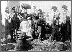 O Aguadeiro – antigas profissões de Lisboa (1) | A Ovelha Perdida
