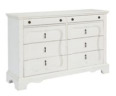 French Inspired Dresser - Magnolia Home