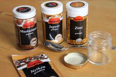 pumpkin spice selber machenYou can find Pumpkin spice and more on our website. Pumpkin Recipes, Fall Recipes, Macedonian Food, Healthy Snacks, Healthy Recipes, Scandinavian Food, Pumpkin Spice Cupcakes, Pumpkin Puree, Baking Ingredients