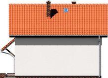 DOM.PL™ - Projekt domu ARD Stokrotka 1 CE - DOM RD1-42 - gotowy koszt budowy Small Wooden House, Dom, Toy Chest, Storage Chest, House Plans, How To Plan, Furniture, Home Decor, Brick Homes