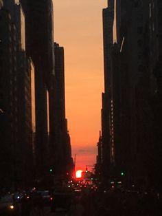 Dicas de NYC: Ver o Manhattanhenge! – words of leisure