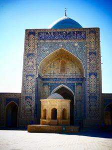Uzbekistan - ein Märchen aus 1001 Nacht - ITCHY FEET Samarkand, Taj Mahal, Building, Travel, Travel Report, Viajes, Buildings, Destinations, Traveling
