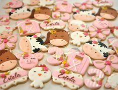 Visit the post for more. Farm Birthday Cakes, 2nd Birthday Party For Girl, Cow Birthday, Horse Birthday Parties, Farm Animal Birthday, Birthday Banners, Birthday Ideas, Birthday Invitations, Barnyard Party