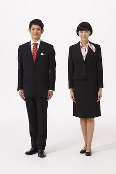— Director  TOKYO SKY TREE  × mina perhonen  'Staff uniforms!'  Design represents the heart of hospitality!