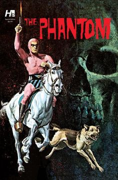 The Phantom Special Comic-Con Edition Comic 2016 from Hermes Press Comics Vintage, Vintage Comic Books, Comic Books Art, Marvel Girls, Marvel E Dc, Phantom Comics, Phantom 1, Dc Comics, Horror Comics