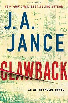 CLAWBACK by J A Jance