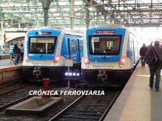 CRÓNICA FERROVIARIA: Línea Roca: Se levantó el corte de vías en estació...